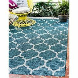 Unique Loom Outdoor Trellis Area Rug