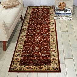Nourison Persian Arts BD04 Brick Runner Area Rug, 2-Feet 3-I