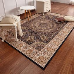 Persian Style Carpets For Living Room Luxurious Bedroom <fon