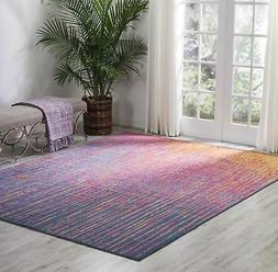 Nourison  Passion Modern Abstract Colorful Multicolor Area R