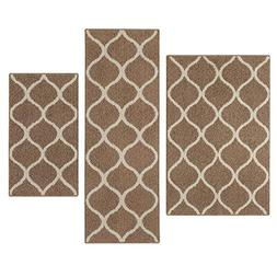 Maples Rugs Kitchen Rug Set - Rebecca  Non Kid Accent Throw