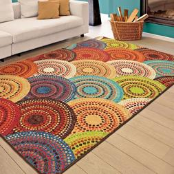 RUGS AREA RUGS CARPETS 8x10 RUG FLOOR MODERN CUTE COLORFUL L