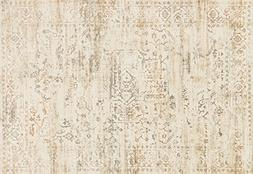 Loloi Rugs, Kingston Collection - Cream / Multi Area Rug, 3'