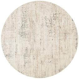 Loloi Rugs, Kingston Collection - Ivory / Stone Area Rug, 7'