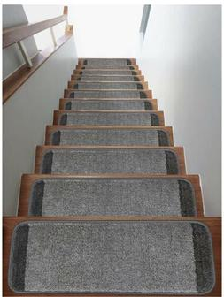 Safe Steps Collection Non Slip Area Rug Stair Tread