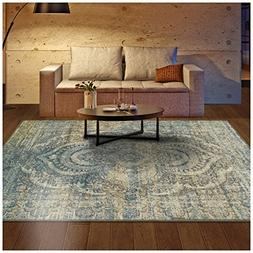 Superior Salford Collection Area Rug, 10mm Pile Height with