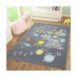 """Sweet Home Stores SH5013-3X5 Area Rug, 3'3"""" x 5', Gray 3'3"""""""