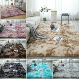 Shaggy Area Rugs Floor Carpet Living Room Bedroom Large Soft