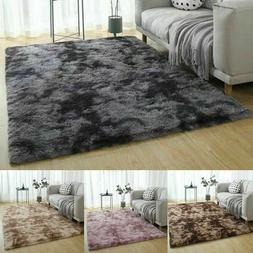 shaggy fluffy area rug anti skid living