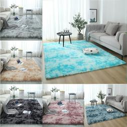 Shaggy Rugs Floor Carpet Living Room Bedroom Area Rugs Soft