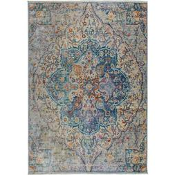 Silky Viscose Transitional Dyed Area Rug Home Decor Rug Indo