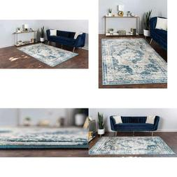 Unique Loom Sofia Collection Traditional Vintage Area Rug, 4