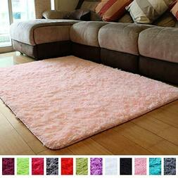 PAGISOFE Soft Girls Room Rug Baby Nursery Decor Kids Room Ca