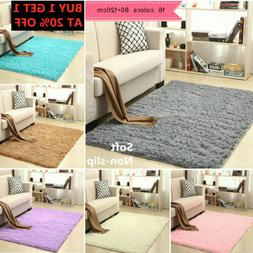 Soft Thick Anti-Skid Area Rug Dining Room Decor Home Bedroom