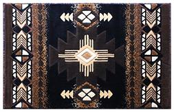 Concord Global Trading South West Native American Area Rug D