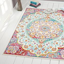 Home Dynamix Splash Area Rug by Enliven Any Space | Kaleidos