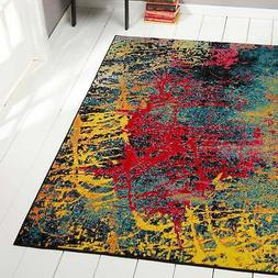 Home Dynamix Splash Brightly Colored Area Rug - multi