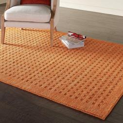 "Stone & Beam Casual Geometric Wool Rug, 5' 9"" x 3' 9"", Sunse"