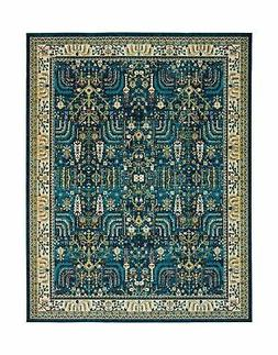 "Stone & Beam Traditional Royal Area Rug, 3' 11"" x 5' 11"", Te"