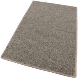 Stone Pebble Economy Indoor Outdoor Carpet Area Rug with Lat