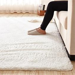 Super Soft Area Rug Kids Rugs Artic Velvet Mat with Plush an