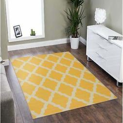 Sweet Home Stores Clifton Moroccan Trellis Design Area Rug -