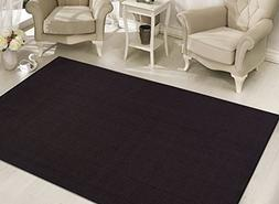 Sweet Home Stores Clifton Collection Design Area Rug, Solid
