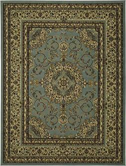 Sweethome King Collection Isfahan Oriental Medallion Design