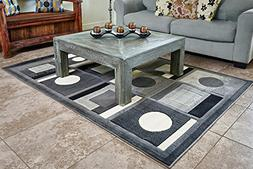 Cosy House Contemporary Area Rugs for Indoors | Persian Livi