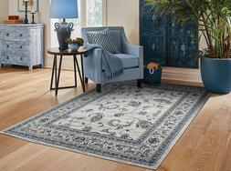 Traditional Area Rugs 8x10 Contemporary Blue Living Room Rug