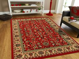 Traditional Area Rugs on Clearance 5x7 Persian Rug For Livin