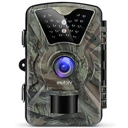 Victure Trail Game Camera 1080P 12MP Wildlife Camera Motion