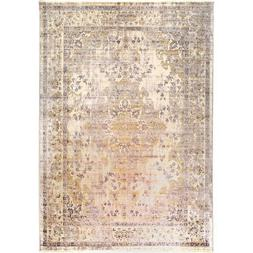 Transitional Dyed Silky Viscose  Area Rug Home Decor Rug Ind