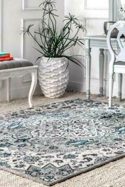 nuLOOM Transitional Murillo Area Rug in Gray