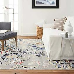 """Home Dynamix Tremont Lincoln Area Rug - 5'3""""x7'2"""" Grey Multi"""