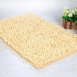 Ultra Soft Long Plush Shaggy Chenille Area Rugs Carpet Mats