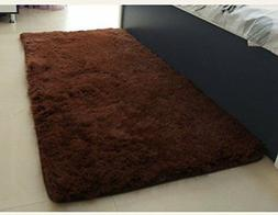 ACTCUT Ultra Soft 4.5 Cm Thick Indoor Morden Shaggy Area Rug