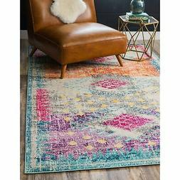 Unique Loom Vita Matisse Area Rug