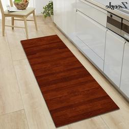 Zeegle Wood Printed <font><b>Area</b></font> <font><b>Rug</b